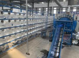 软式透水管生产设备